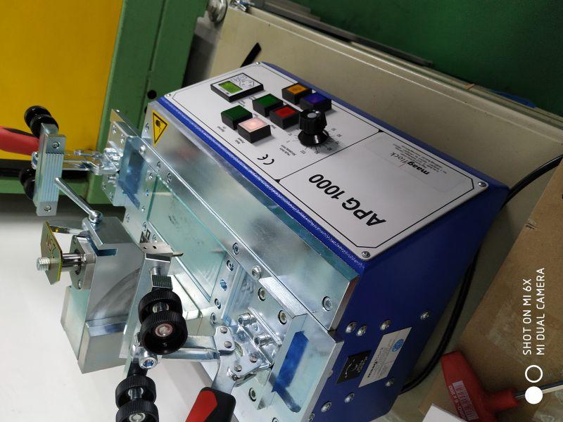 德国MAAG耐磨试验机APG1000