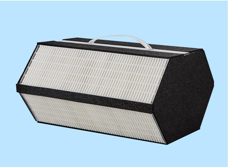 新风机 板式热交换器 专用纤维纸 通风换气 能量余热回收 降温加温