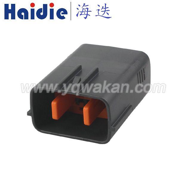 8芯海迭接插件住友Sumitomo防水汽车连接器6195-0054