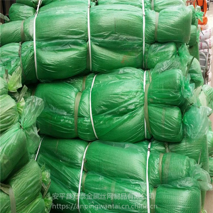 绿色工地盖土网 建筑施工尘土覆盖网 环保绿化网厂家
