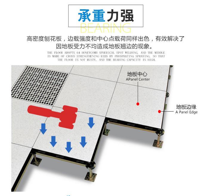 泉州阿贝特木芯防静电地板招代理 静电地板安装服务