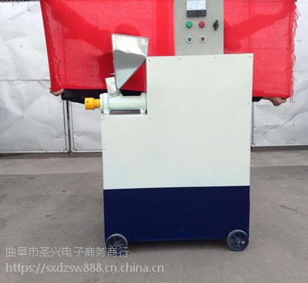 鹰潭家用型膨化饲料机 多功能小型膨化机生产工厂