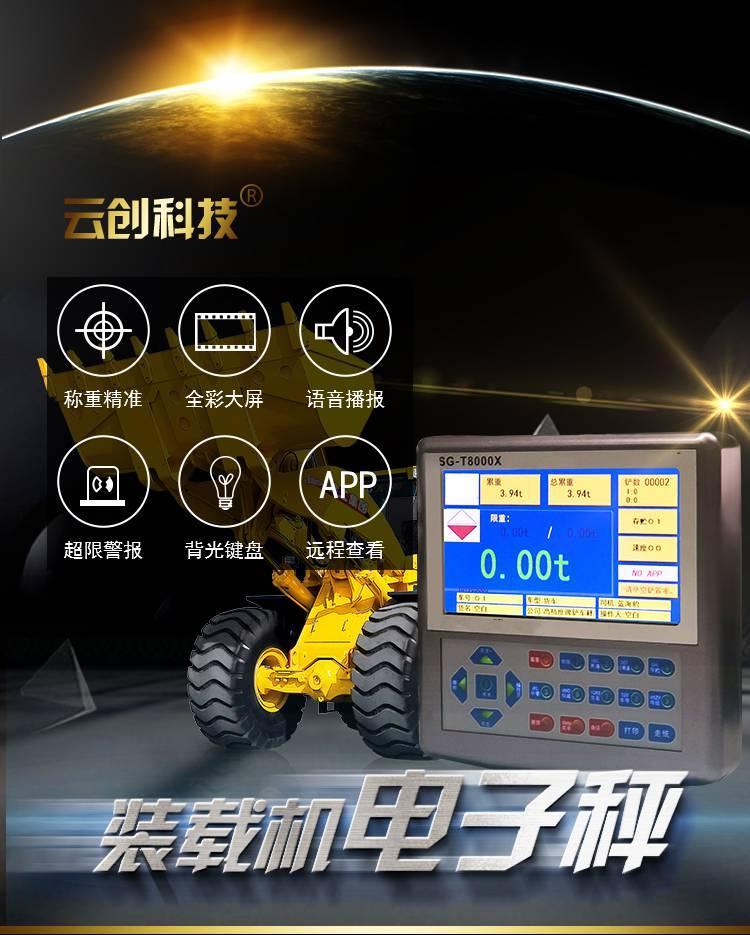 云南省文山壮族苗族自治州装载机电子秤价格表
