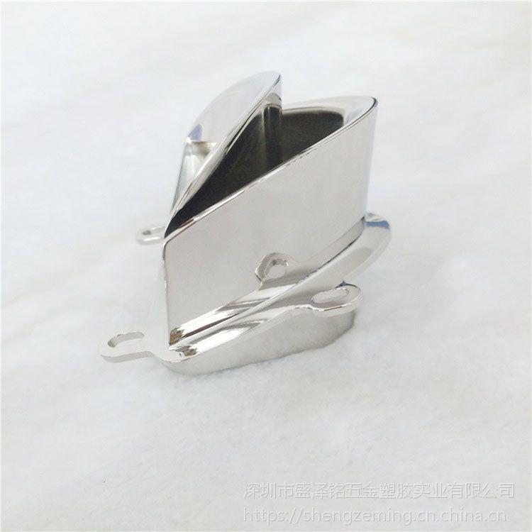 白金电镀加工铝合金电镀銠 金属电镀表面处理 五金镀金厂