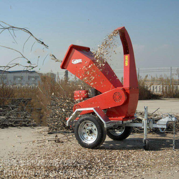 420树皮粉碎机 旧模板破碎机 杂木边角料木材粉碎机