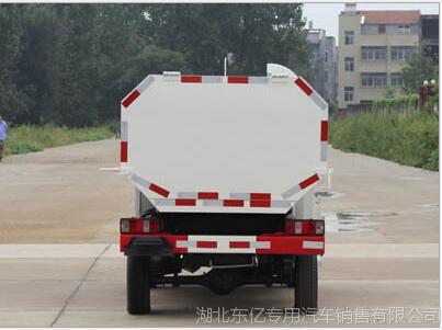 【程力厂家销售】长安小型挂桶式垃圾车 微型国四垃圾车 量多价优