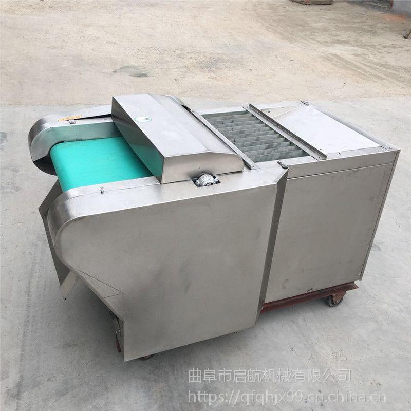 豆腐干多用途切丝机 胡萝卜切片机 启航肉冻切片机型号