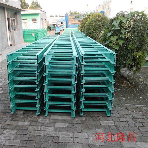 岳阳君山玻璃钢组合槽式防火电缆桥架新闻