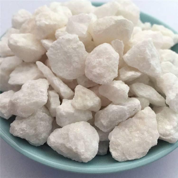 河北玄光白色石子供应 园艺白石子 白石子价格