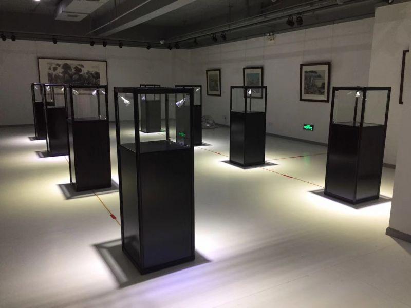 武汉珠宝展柜出租 精品展示柜租赁 艺术品柜台公司
