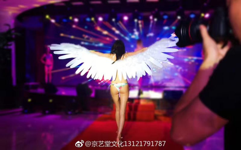 北京外籍模特维密秀演出公司
