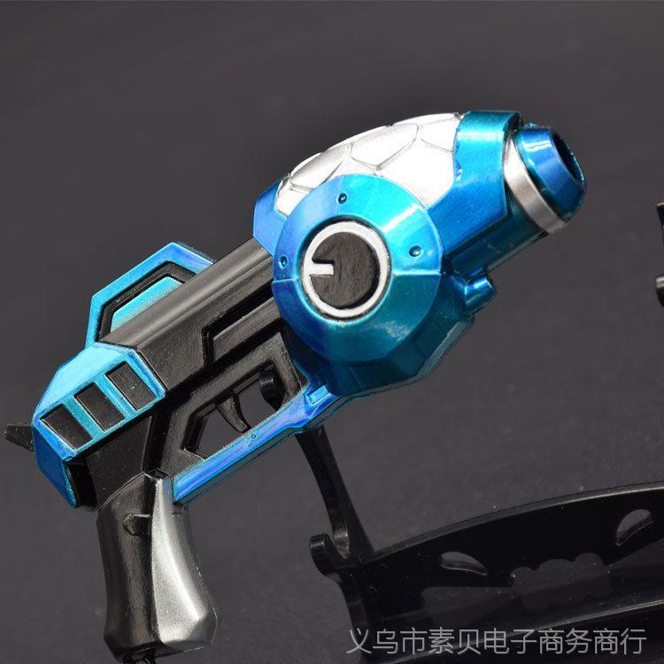 王者兵器兵器模型马可波罗激情绿茵手枪挂件儿童金属玩具钥匙扣