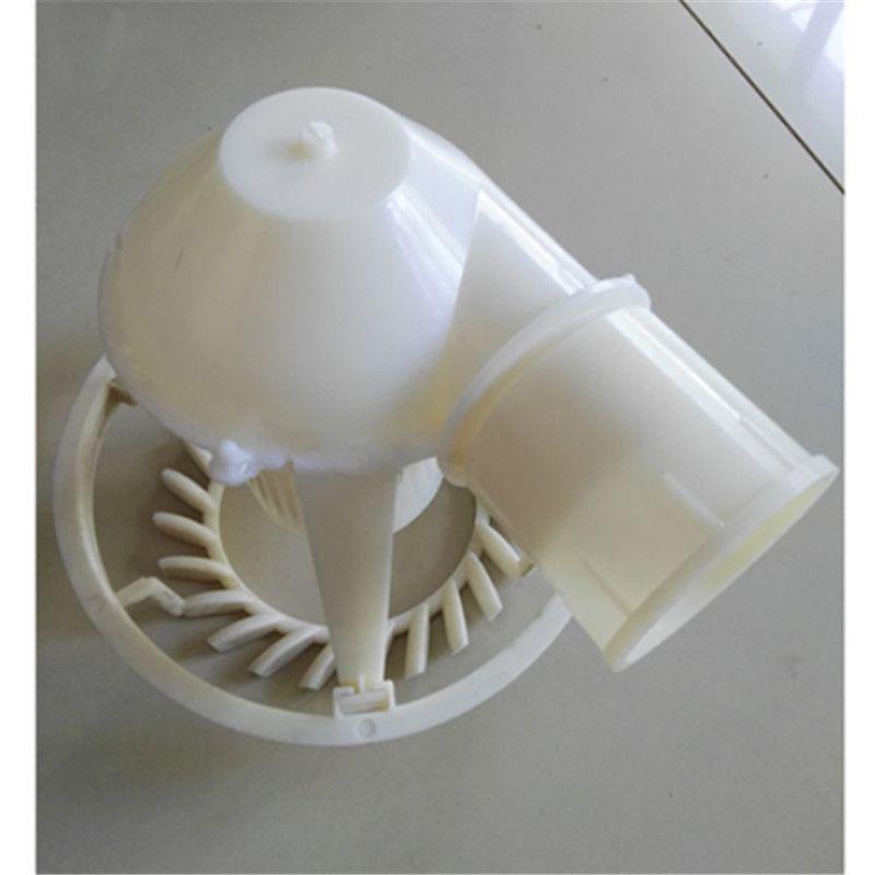 雾化冷却塔喷头,带法兰雾化ABS喷头,冷却塔装置 品牌华庆