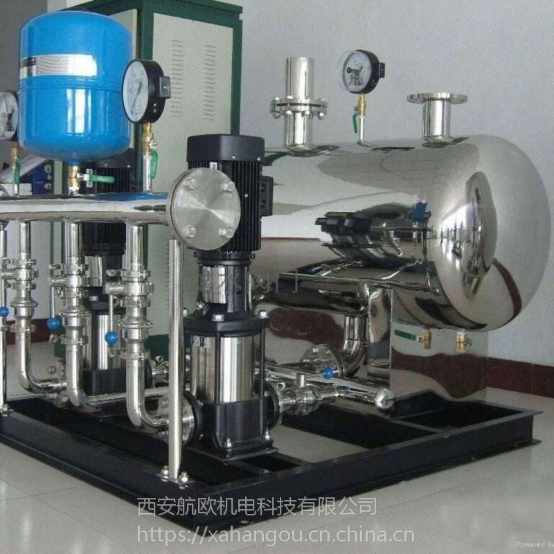 长安恒压二次全自动供水设施 长安节能环保生活·变频供水设备 HA-020