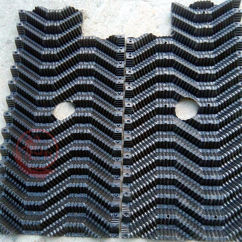 S型黑色塑料片尺寸黄鳝塑料鳝鱼巢鳝鱼养殖新技术整套鳝巢尺寸