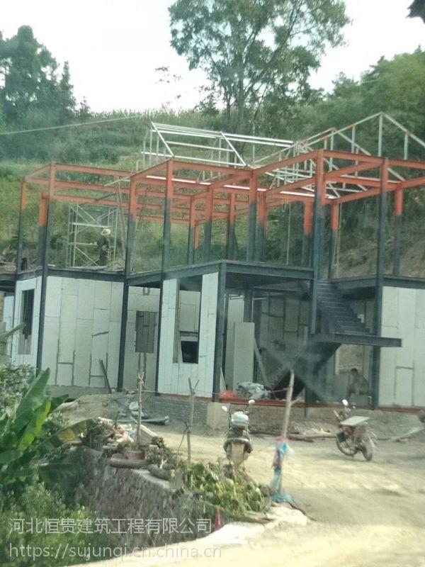 建造 钢结构住宅采用什么材料
