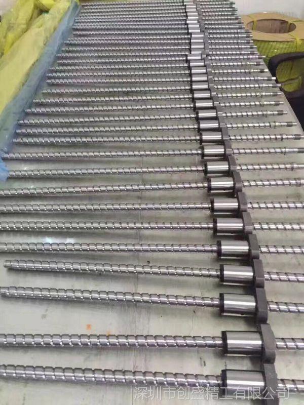 自动化设备专用TBI静音研磨丝杆 SFS1610-DGC5-450-P1 SFNH1610 现货供应