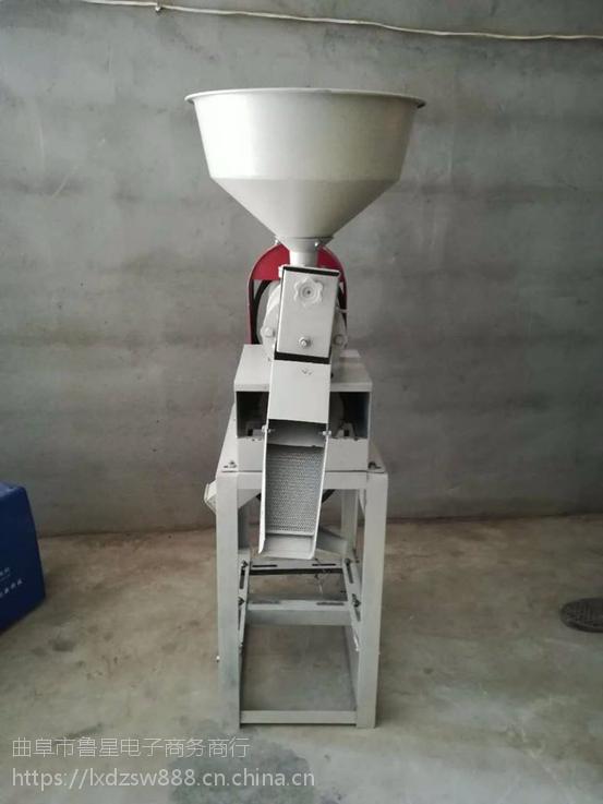 安庆水稻碾米机 农村流动式打米机多少钱一台