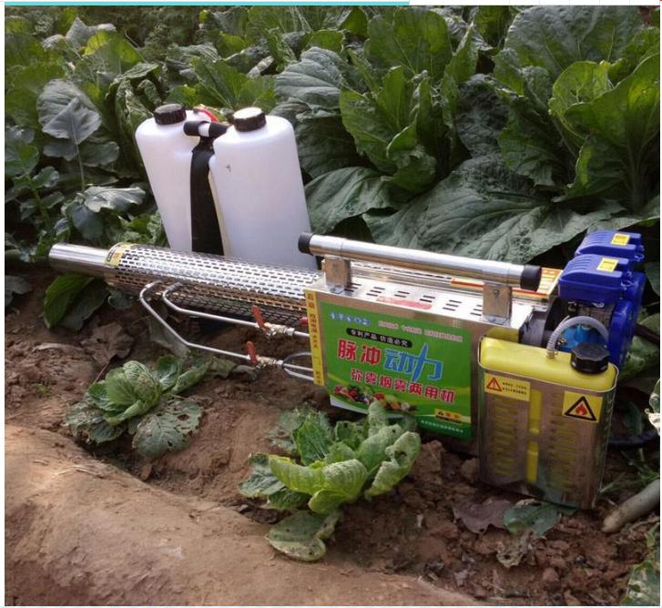 园林灭虫机 小型烟雾机使用效果
