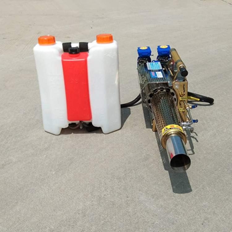 果园高压水田弥雾机 新型便携式弥雾机 大棚蔬菜打药机