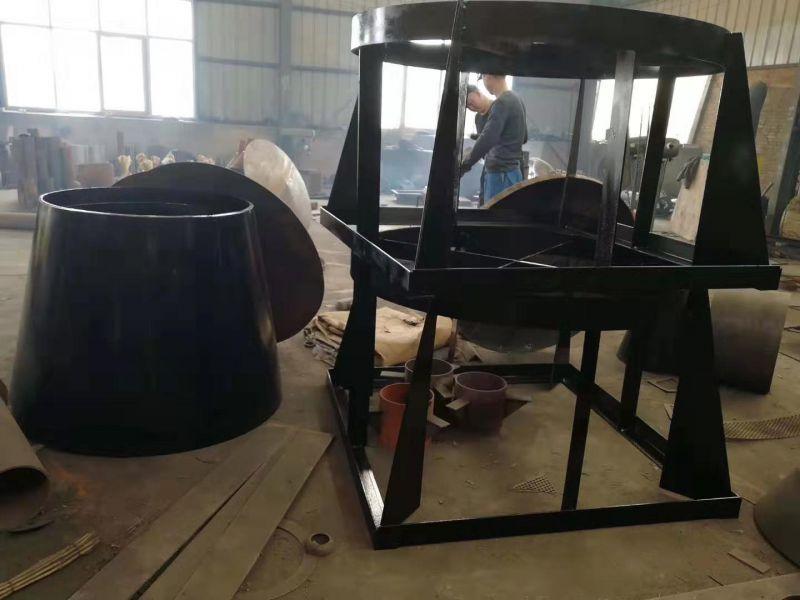 加工生产02S403吸水喇叭口 水池用吸水喇叭口支架