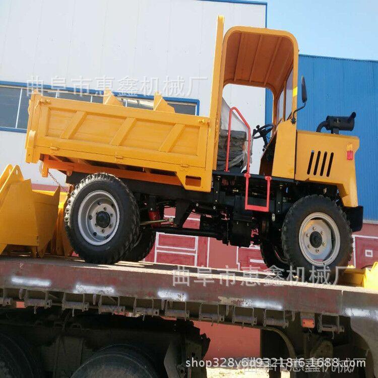 四驱农用木材运输车 花岗石大理石运输车 节能高效的柴油四不像