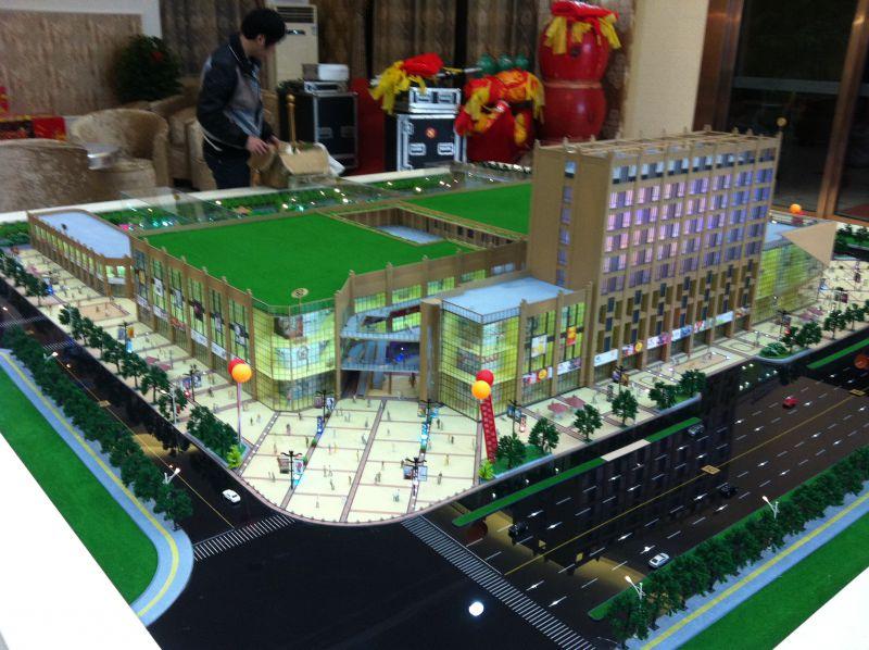 沙盘模型制作机械模型制作建筑模型制作公司易道模型价格方案咨询