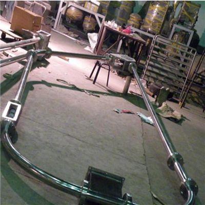 优质管链输送机批发价厂家 沙子管链提升机江阴