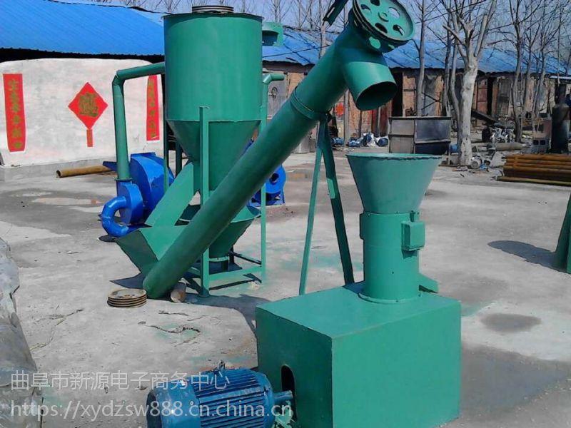 南阳生物质燃料成型供应商 生物质燃料成型设备产能高