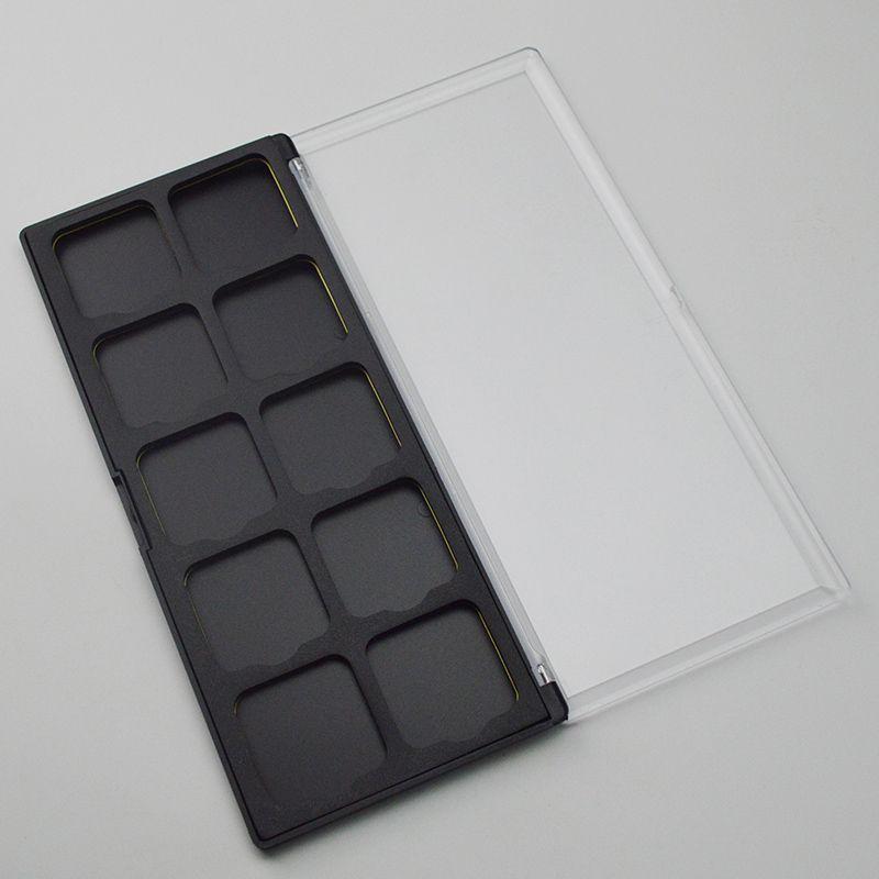 10色眼影盘眼影包材生产厂家