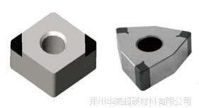 切槽刀车加工齿轮就用华菱CBN刀片【切槽加工齿轮专用立方氮化硼刀具】