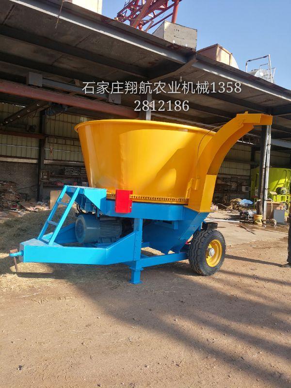 126型秸秆粉碎机,自走式秸秆粉碎机---石家庄翔航农业机械