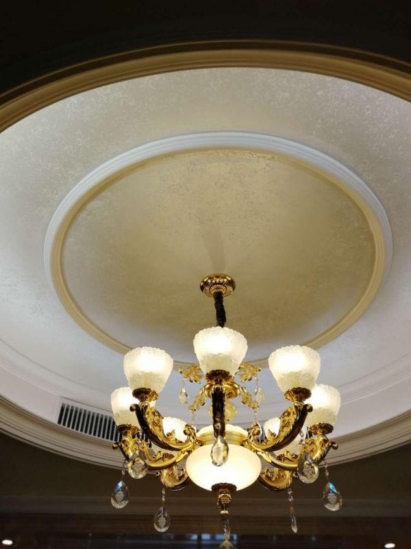 浮斐尼工程案例 丝绒丝滑质感艺术涂料 金银箔艺术质感漆 内墙艺术漆包工包料
