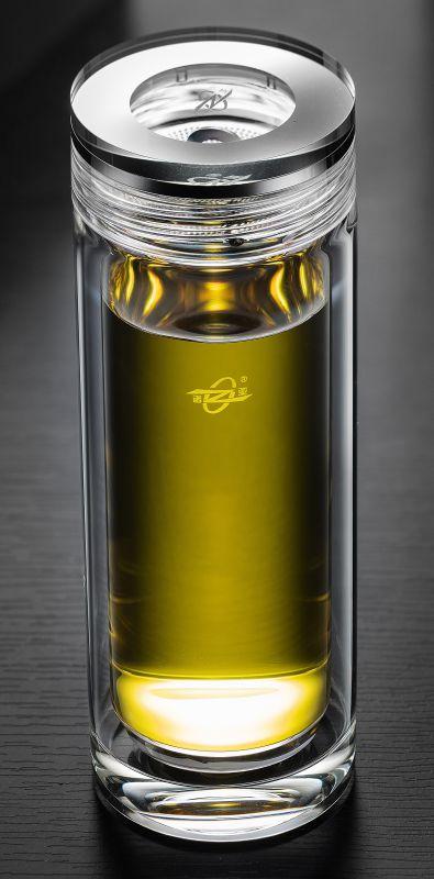 诺亚至简玻璃杯诺亚口杯双层玻璃杯发明者