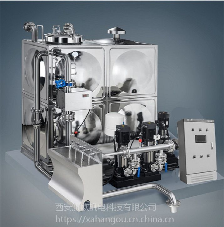 高陵变频定额生活用水供水系统 高陵变频恒压智能调速给水系统 HA-021