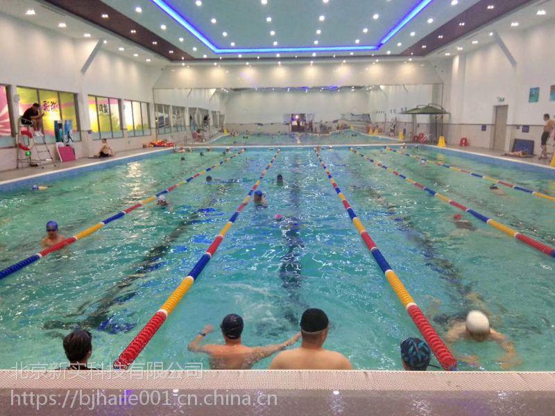 儿童游泳池设备安装