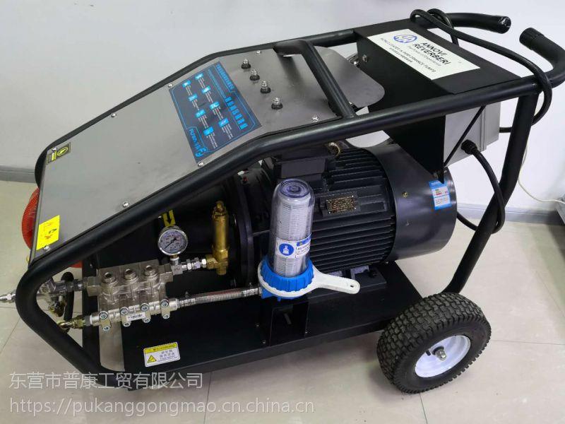 5022T喷砂除锈清洗机