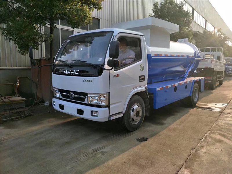 餐厨垃圾车 泔水收集车 餐饮垃圾收集车厂家直销