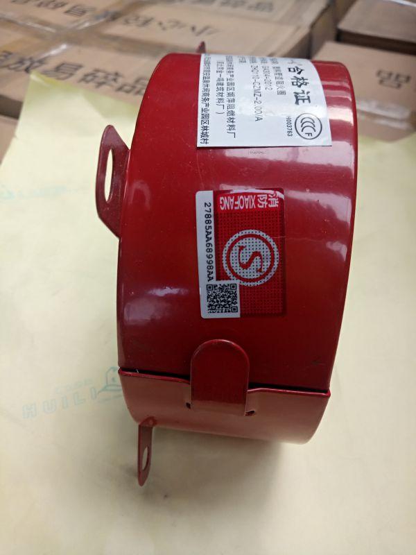 国标3C认证的阻火圈生产包装中