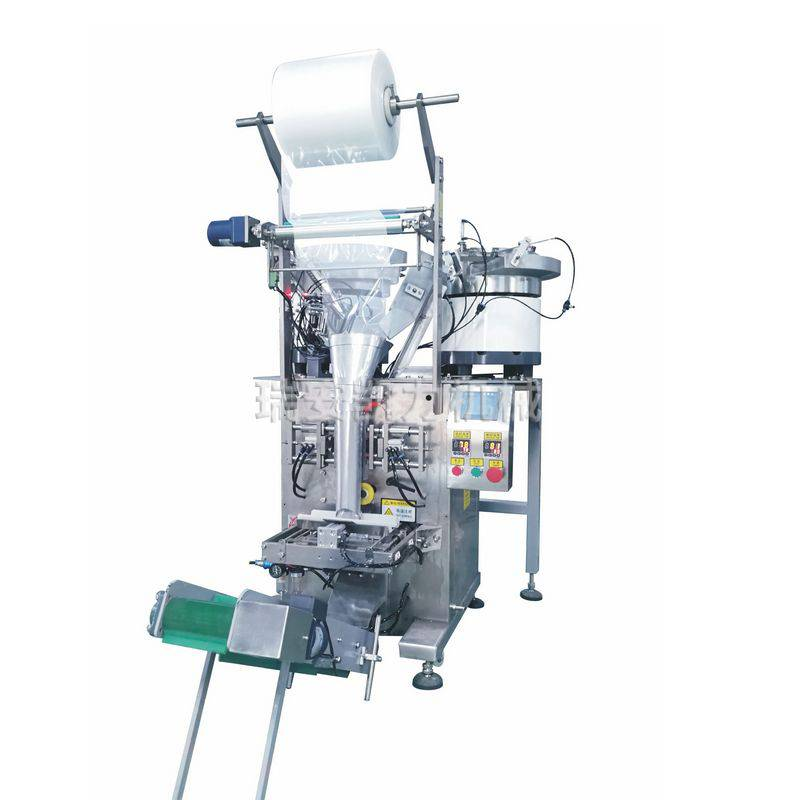 塑料膨胀管螺丝包装机