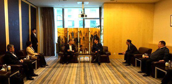 中检集团与上海临港集团开启战略合作