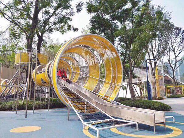 新型游乐设备厂,常宁健身路径施工,健身蹦床制作,应用于游乐场
