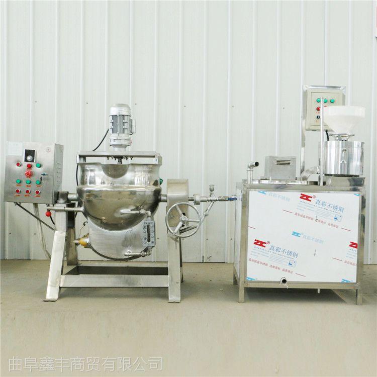 花生豆腐机生产线 山东花生豆腐机批发 质优价廉