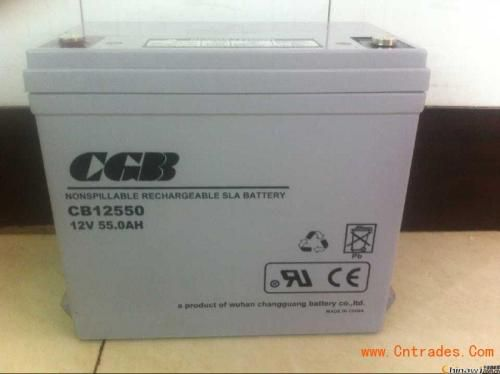 CGB蓄电池CB12500型号价格及售后服务怎么样