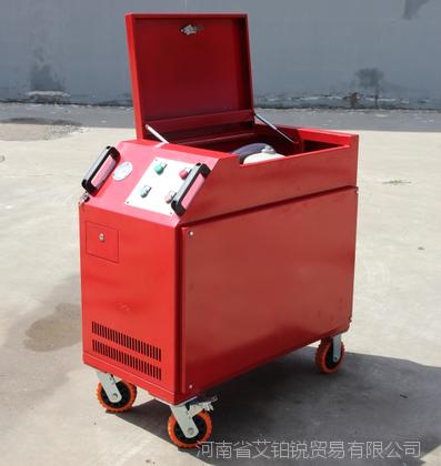艾铂锐厂家直销箱式移动滤油机 LYC-C40 封闭式带油箱式滤油机