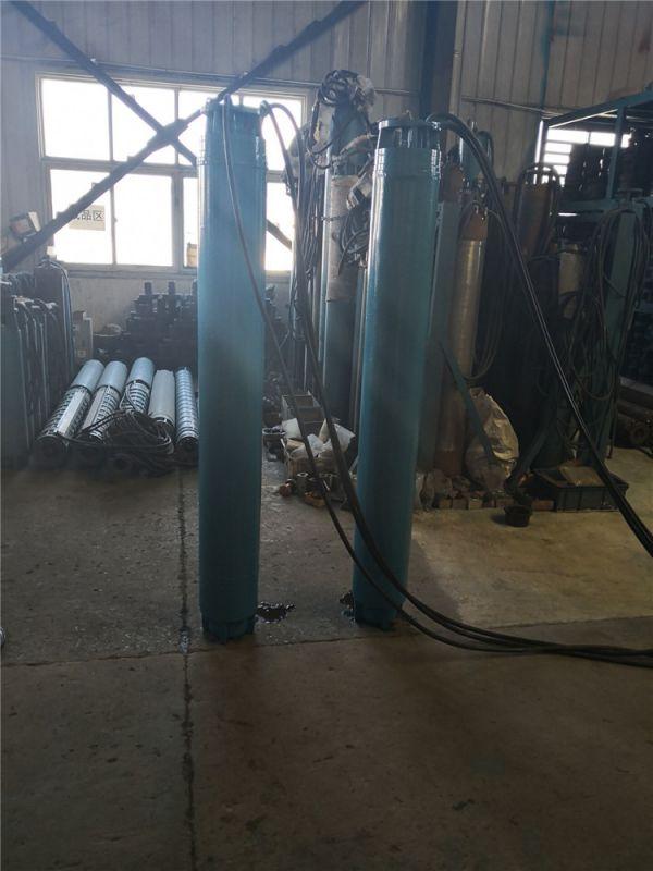 大流量潜水泵_高扬程深井泵_热水耐高温潜水泵