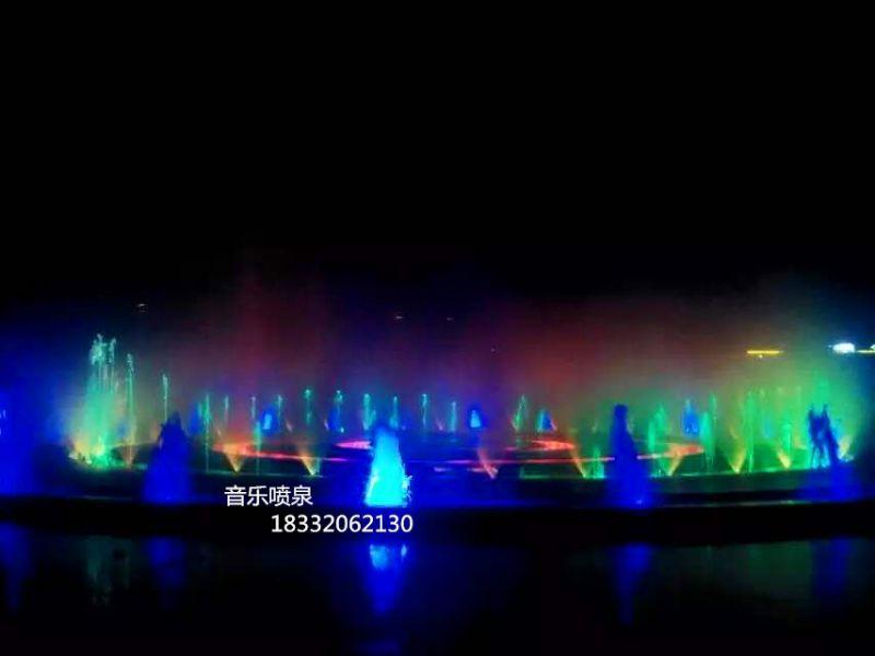 供应音乐喷泉,广场 人工湖 学校程控喷泉