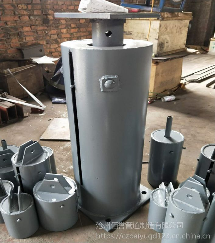 电厂管道支吊架系列产品选佰誉品牌 531双吊板连接变力弹簧组件