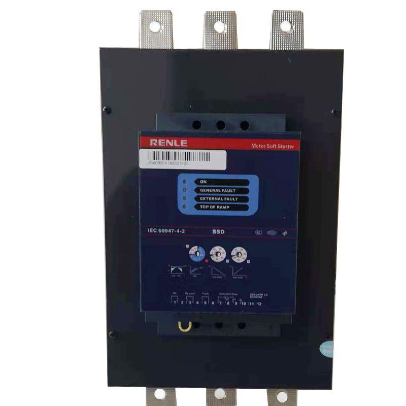 雷诺尔软启动器SSD风机水泵专用三机电机软起动器价格说明