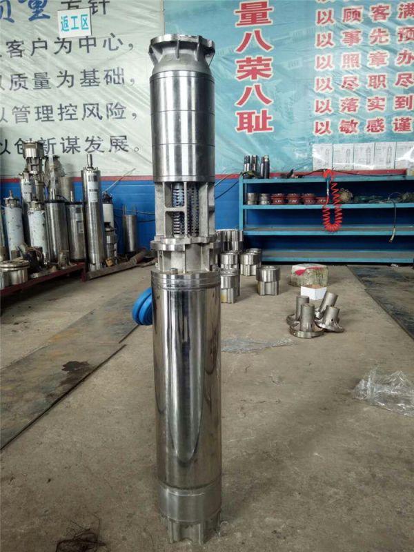 不锈钢深井泵_海水潜水泵_耐腐蚀高扬程潜水泵